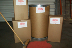 Sweeping Compound Containers 2